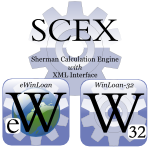 The SCEX     family of products features loan calculation and compliance software for the end user,     as well embedded solutions for partners to use in their own end user applications.